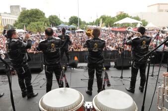 Conciertazo del Festival de Mayo 2016 de Univision y Uforia Dallas