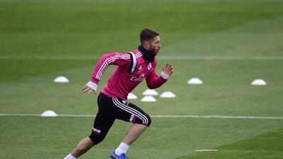 Real Madrid cierra la temporada sin Sergio Ramos