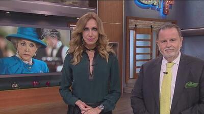 Raúl y Lili reaccionaron a la muerte de María Rubio, la villana más famosa de las telenovelas