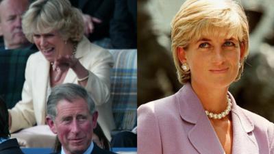 Camilla confiesa el calvario de ser 'la otra' en el matrimonio del príncipe Carlos y Diana