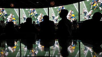 Pocos puntos y tambien pocas apuestas en el Super Bowl LIII
