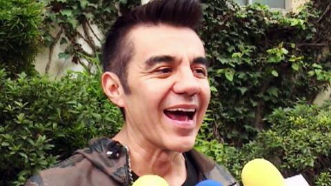 ¿Qué tiene tan feliz a Adrián Uribe? El actor cuida su salud mientras prepara algo especial