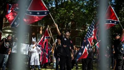 Cómo Charlottesville pasó de ser 'la ciudad más feliz de EEUU' a un símbolo del odio