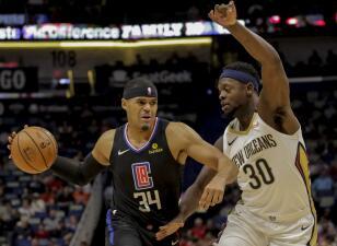Carrusel NBA: victorias de Clippers y Nuggets los empatan en la cima