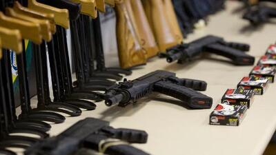 Detienen en Florida a Frederik Barbieri, considerado el mayor traficante de armas de Brasil