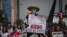 Cuatro años de la desaparición de los estudiantes de Ayotzinapa (2014-2018)