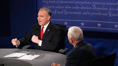 El debate vicepresidencial o cómo evadir la realidad