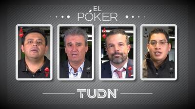 El Póker: ¿Es Ricardo Peláez el correcto para Chivas?