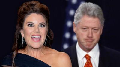 Mónica Lewinsky contará su historia con Bill Clinton en una serie que producirá para la televisión