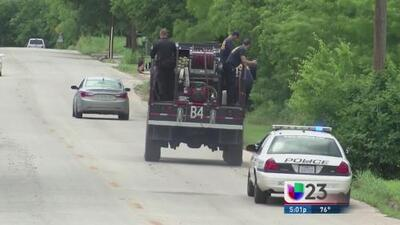 Evacúan a residentes de Wichita Falls