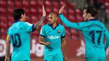 Braithwaite, novedad en la convocatoria del Barcelona ante el Celta