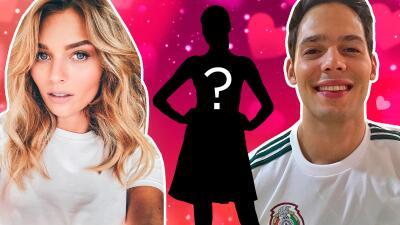Ya sabemos quién es la novia del ex de Irina Baeva (mientras ella está con Gabriel Soto)