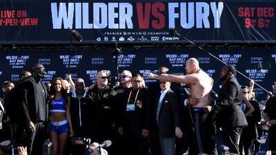 Tyson Fury revela la fecha de la pelea de revancha ante Deontay Wilder