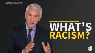 "Jorge Ramos: ""Trump's remarks are racist"""