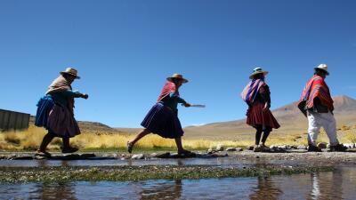 Chile demanda a Bolivia en La Haya por el uso de las aguas fronterizas del Silala