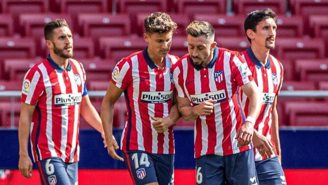 El Atlético de Madrid confirmó este lunes su adhesión a la Superliga