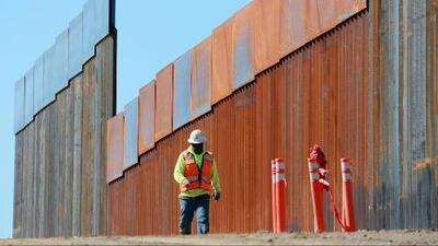 Pentágono envía al Congreso una lista de proyectos que puede paralizar para financiar el muro