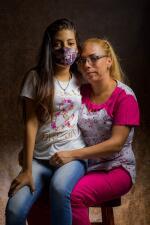 La angustiosa espera de estos niños venezolanos por un trasplante de médula en medio de la crisis humanitaria (en fotos)
