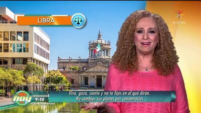 Mizada Libra 15 de enero de 2018