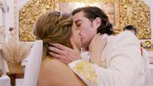 Valeria y Mateo finalmente se casaron