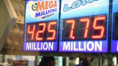 No hubo ganador; aumenta el premio de Mega Millions