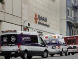 Ambulancias en Santa Clara esperan hasta 7 horas para dejar pacientes de coronavirus en hospitales