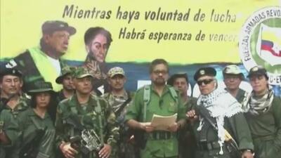 Aumenta la tensión entre Colombia y Venezuela tras el anuncio de rearme de disidentes de las FARC