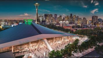 Seattle NHL estrenará en 2021 arena de cero emisiones de carbono
