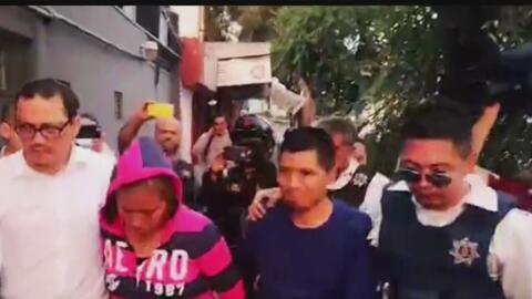 160 dólares y una cadena de oro pagaron por la bebé que fue raptada de un hospital en México