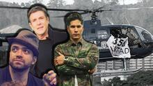 """Basta de genocidio"": muerte de policía rebelde Óscar Pérez consterna a celebridades venezolanas"
