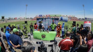 FC Juárez jugará en la Liga MX sí o sí, asegura presidente deportivo