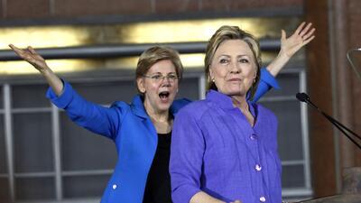 Quién es Elizabeth Warren, la 'progresista' que podría ser la clave del ataque demócrata contra Trump