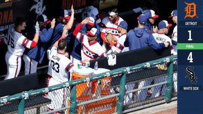 Reynaldo López presume colección de 14 ponches en triunfo de White Sox