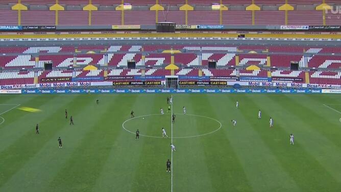 Resumen   Tlaxcala le sacó empate a Leones Negros de la UdeG