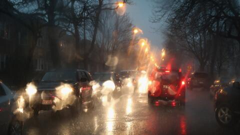 Se esperan fuertes tormentas para esta mañana de jueves en Chicago y sus alrededores