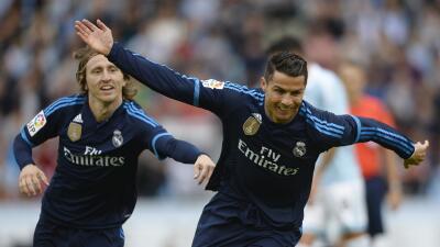 Celta de Vigo 1-3 Real Madrid: Los merengues se complican pero salen líderes de Balaídos