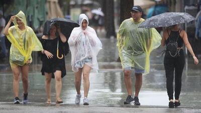 Posibilidad de lluvias y tormentas este domingo en Miami