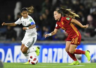 En fotos: ¡Digno subcampeonato! Tri Femenil Sub 17 pierde la Final ante España