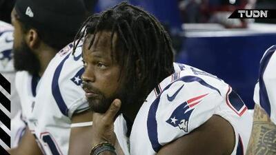Patriots suspende a su jugador Michael Bennett