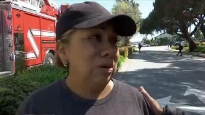 """""""Fue una mujer la que sacó la pistola"""": Hablan los primeros testigos del tiroteo en las oficinas de Youtube en California"""