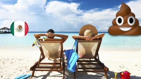 Las playas más sucias de México por suciedad fecal