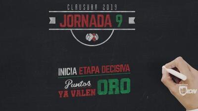 Análisis de cara a la novena jornada del Clausura