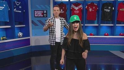 ¡Qué caño! Ana Caty Hernández dejó como estatua a Xavi Sol tras una jugada inesperada