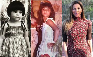 Lourdes Stephen tuvo una infancia llena de amor y momentos inolvidables