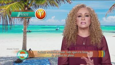 Mizada Aries 11 de agosto de 2017