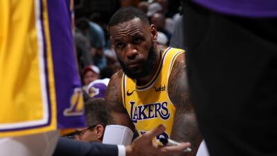 Carrusel NBA: los Lakers siguen hundiéndose, los Warriors no dejan de ganar y más