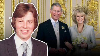 Este hombre asegura que es hijo del príncipe Carlos y Camilla (y que Lady Di lo sabía 😱)