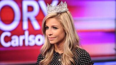 A la nueva Miss América la botaron de su fraternidad