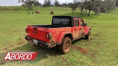 Primer Vistazo: Jeep Gladiator 2020 | A Bordo