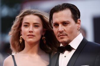 Así fue el romance de Johnny Depp y Amber Heard